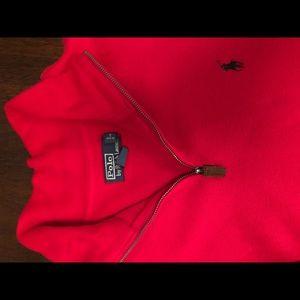 Polo Ralph Lauren 1/2 Zip Pullover